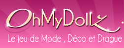 logo Oh My Dollz