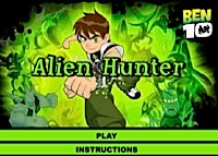 Ben 10 - alien hunter