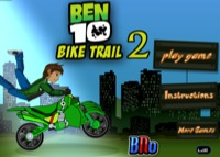 Ben 10 - bike trail 2