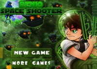 Ben 10 - space shooter