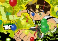 Ben 10 contre les m�chants, puzzle