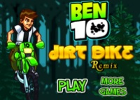 Ben 10 - dirt bike remix