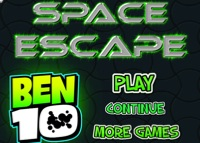 Ben 10 - space escape