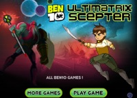 Ben 10 Ultimatrix Scepter