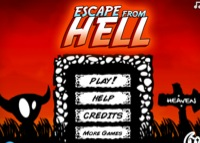 jeu Escape from Hell (Bob)
