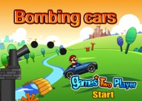 jeu Bombing Mario cars