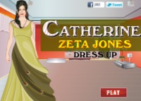 Catherine Zeta-Jones, habillage