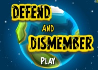 jeu Defend and Dismember