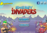 jeu Energy invaders
