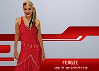 Stacy Ferguson - Fergie, habillage