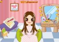 Hair Dressing Games on Play Free Online Hairdresser Games At Www Dailydressupgames Com