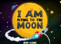 jeu I am flying to the moon
