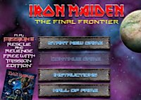 jeu Iron Maiden - The Final Frontier