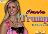 Ivanka Trump, maquillage