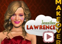Jennifer Lawrence, makeover