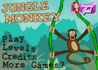jeu Jungle monkey
