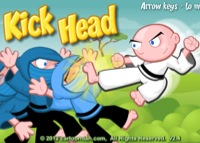 jeu Kick head