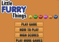 jeu Little furry things