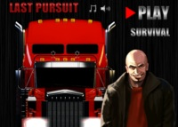Mad trucker - Last pursuit