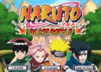 Naruto - blast battle