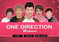 One Direction, maquillage