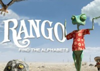jeu Rango - find the alphabets