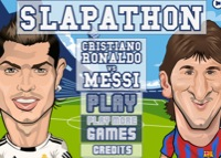Slapathon : Ronaldo VS Messi