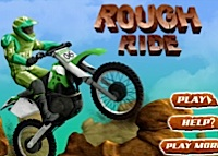 jeu Rough ride