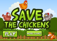 jeu Save the chickens