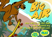 Scooby-doo : Big Air