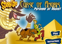 Scoobidoo et la mal�diction d'Anubis