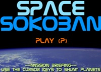 jeu Space Sokoban