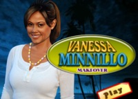 Vanessa Minnillo, maquillage