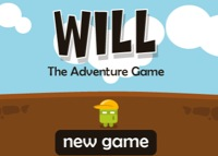 jeu Will - the adventure game