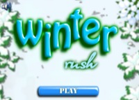 jeu Winter Rush